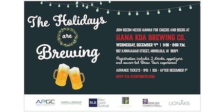 Hana Koa Brewing With RECON Nexus Hawaii tickets