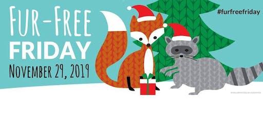 Lexington, KY: Protest on Fur Free Friday!