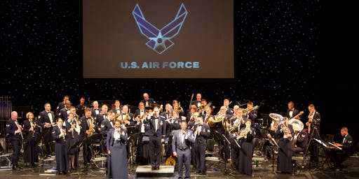 United States Air Force Band of Mid-America Holiday Concert