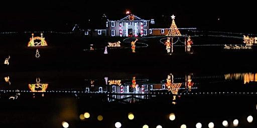 Santa's Southern Home Tours