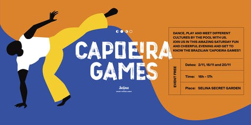 Capoeira Games