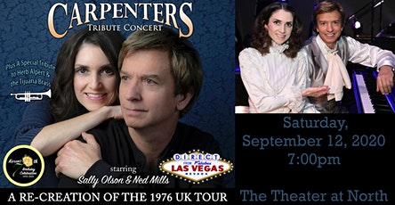 Carpenters Tribute Concert: A Re-creation of the 1976 UK Tour tickets