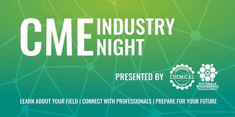Industry Night tickets