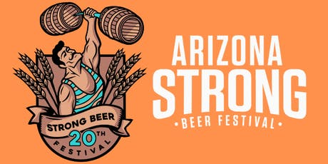 20th Arizona Strong Beer Festival  tickets