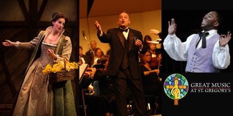 Opera Fusion Amahl & The Night Visitors: Great Music at St. Gregory's tickets