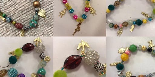Milagros Charm Necklace Workshop