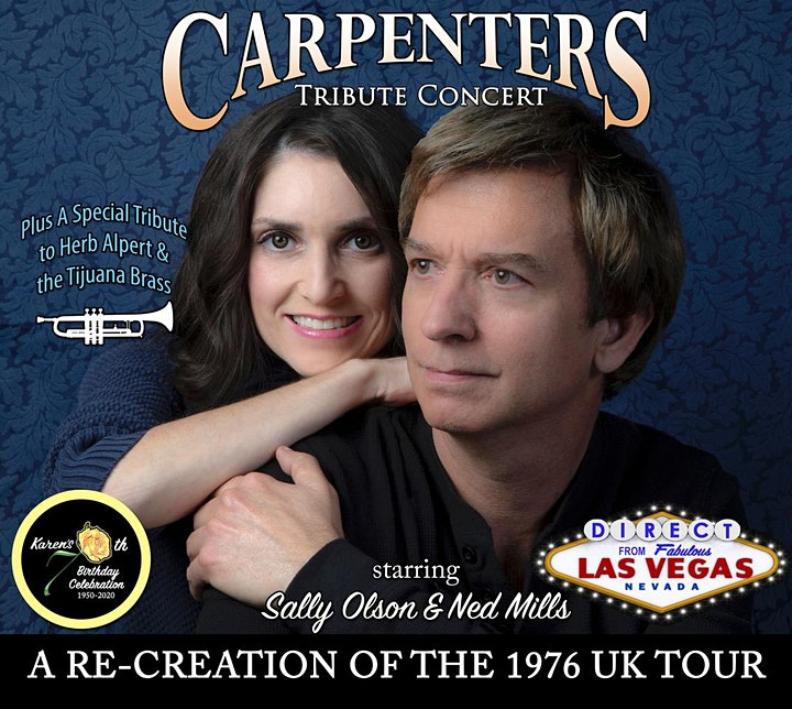 Carpenters Tribute Concert: A Re-creation of the 1976 UK Tour image