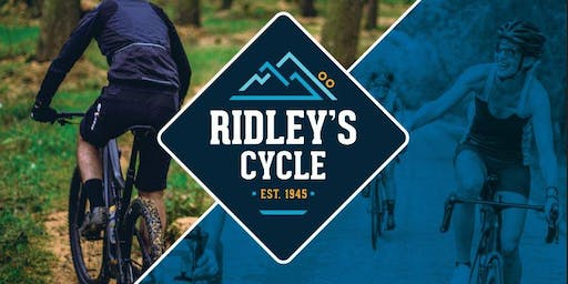 Ridley's Cycle Fat Bike Demo