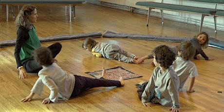 "Teaching children through fun, and""Alphabet Movement"" tickets"