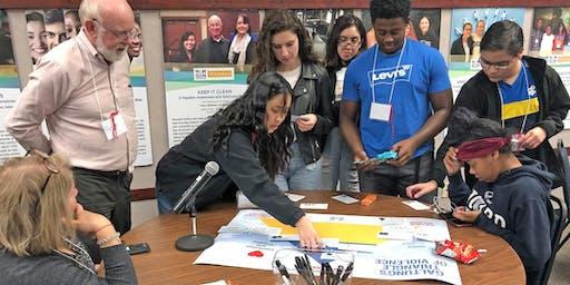 NewGen Peacebuilders: YOUnited - Houston 2019