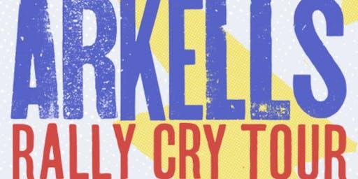 Arkells VIP Upgrade - Oshawa - CA - 11/14/19