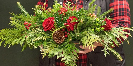 Holiday Centerpiece Workshop - Merrifield