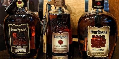 Whiskey on High: Four Roses