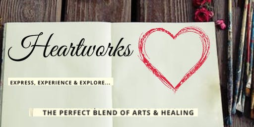 HeARTworks  Sunday Workshop  with  CR Facilitators CNY