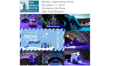 The Christmas Lite Show Member Appreciation Event tickets
