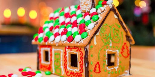Gingerbread House Decorating at The Ridge Hotel