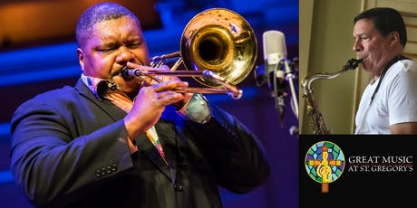 Wycliffe Gordon with Special Guest Mike Rossi: Great Music at St. Gregory's tickets