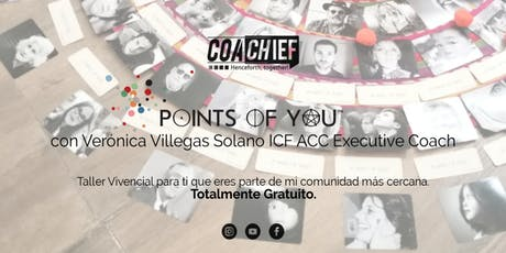 Taller Gratuito de COACHief con Points of You entradas