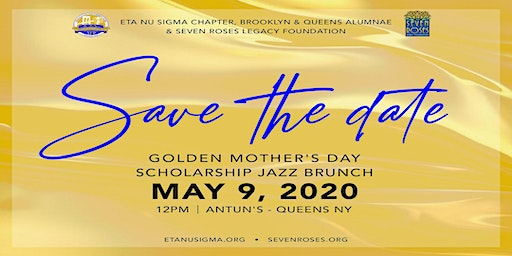 Golden Mother's Day Scholarship Jazz Brunch 2020