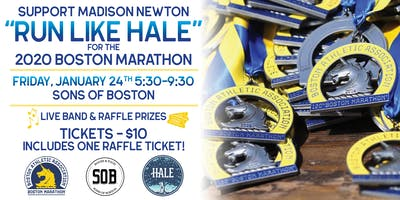 Madison's Marathon Fundraiser