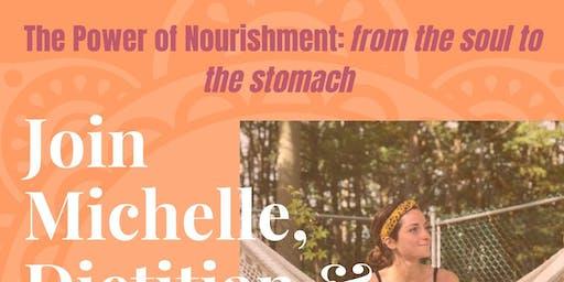 The Power of Nourishment