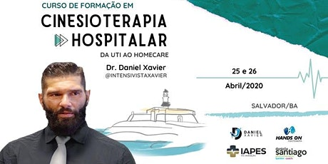 Curso de Cinesioterapia - INTENSIVISTA XAVIER – SALVADOR tickets