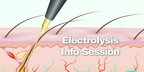 Electrolysis Info Session tickets