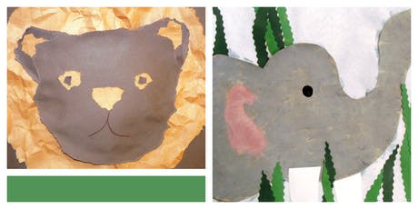 SPECIAL OFFER- 50% OFF! Art Safari Workshop (18 Months-6 Years) tickets