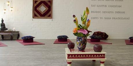 Healing Yoga tickets