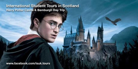 Harry Potter Castle & Hogwarts Day Trip Sat 28 Mar tickets