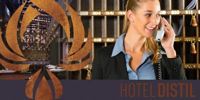 Hotel Distil Staff Hiring Event