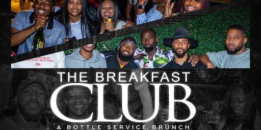 The Breakfast Club: A Bottle Service Brunch