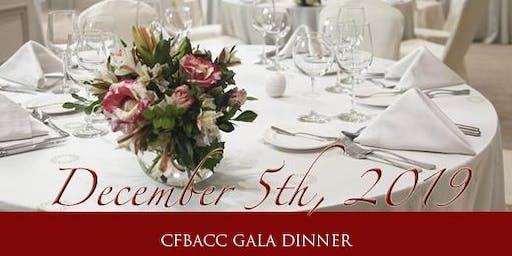CFBACC GALA DINNER