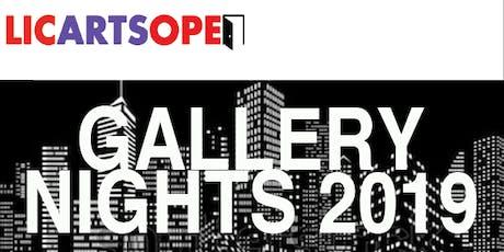 Gallery Nights tickets