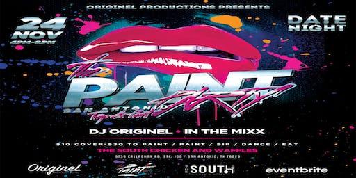 """The Paint Party """" San Antonio"""" ( Trap & Paint )"""
