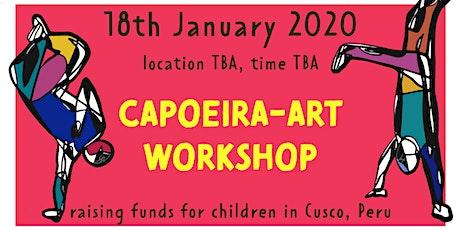 Capoeira-Art Workshop tickets