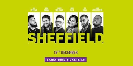 Human Appeal Comedy Takedown 2019 tickets