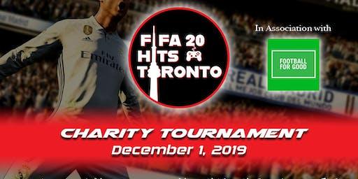 FIFA 20 Hits Toronto - FIFA 20 Charity Tournament