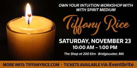 Own Your Intuition: A Spiritual Startup Just For You! tickets