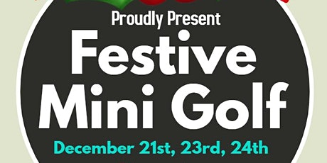 Festive Mini Golf at Moments Cafe tickets