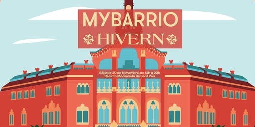 MYBARRIO Hivern // Vol. 10 (X-Mas Edition)