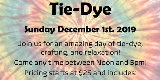Peace * Love * Tie-Dye
