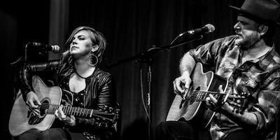 Jason Eady and Courtney Patton