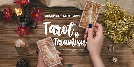 Tarot & Tiramisu | Calling All Angels Events | Lakewood tickets