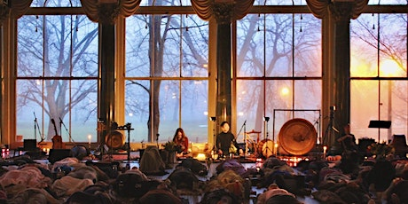 Dream In Your New Year: A Sound Meditation with GongLab & Special Guests tickets
