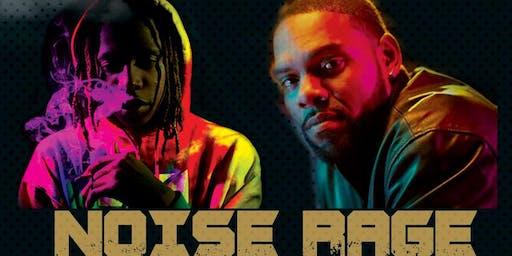 NOISE RAGE Music Festival: Nef the Pharaoh, Keak Da Sneak
