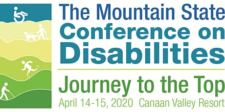 The Mountain State Conference on Disabilities tickets