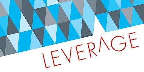 LEVERAGE 2020 tickets