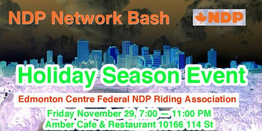 NDP Network Bash 2019 — Holiday Season Event