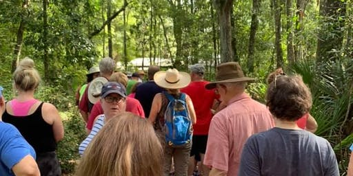 Hickory Trail Nature Hike